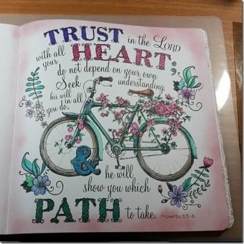 Bible Journaling Inspire Proverbs