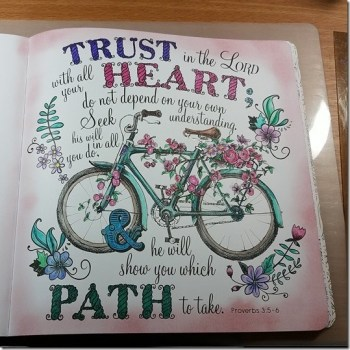 Bible Journaling Inspire Proverbs