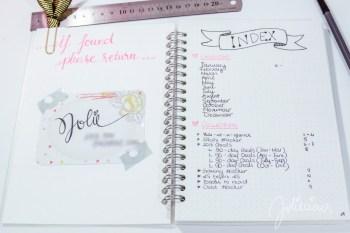 Bullet Journaling Ideas