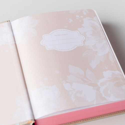 NIV Journal The Word Bible For Teens - Interior 1