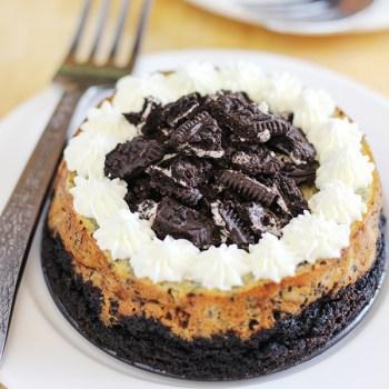 Mini Oreo Cheesecake Recipe For Two