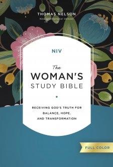 NIV Womans Study Bible
