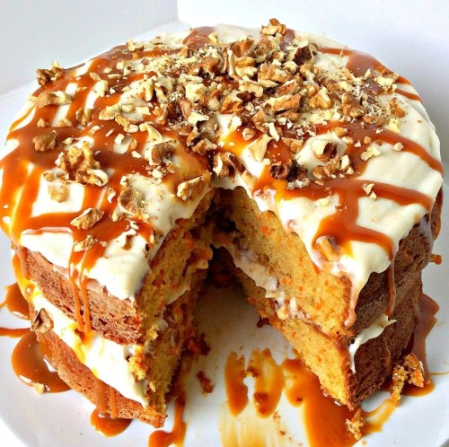 Caramel-Carrot-Cake