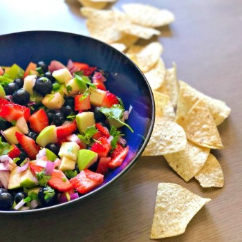 Fruit and Salsa Salad