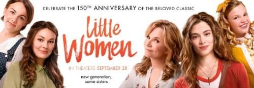 Little Women Banner