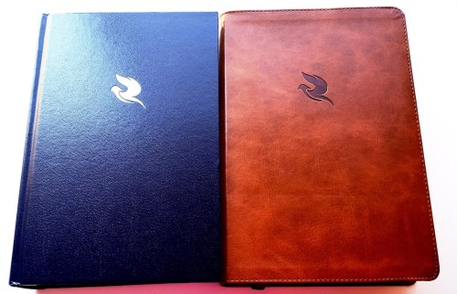 KJV Spirit-Filled Life Bible - Hardcover and Brown Leathersoft - L