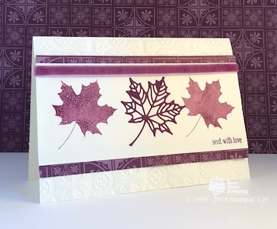 Generational Card Stamping Technique