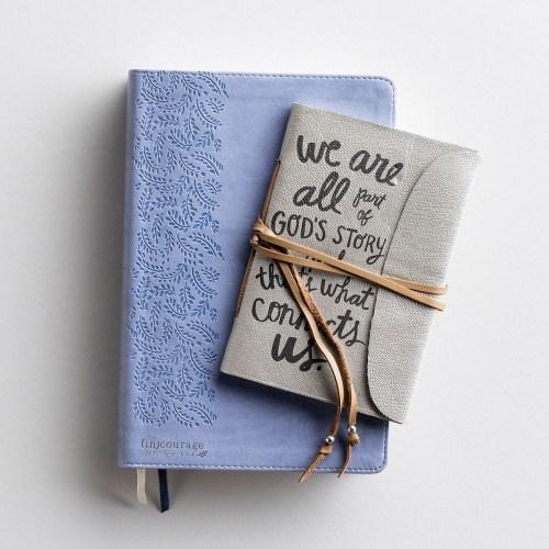Incourage Devotional Bible & Journal - Dayspring