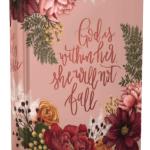Artisan Collection Bible - Pink Continuous Design