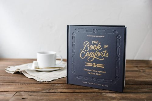 Book Of Comforts - Feature Photo