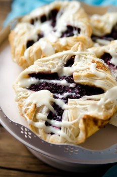 Chia Bumbleberry Pastries