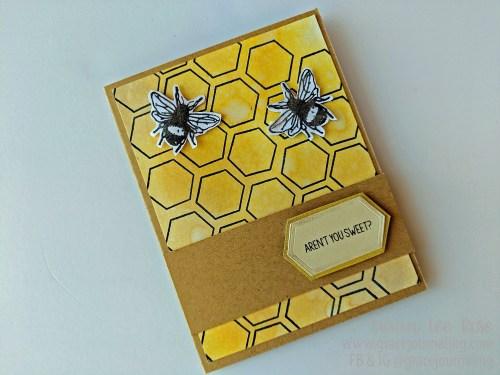 Grace Journaling - Sweet Card