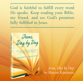 Jesus Day By Day Graphic