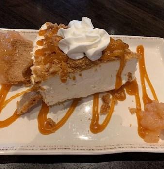 No-Bake-Apple-Cinnamon-Cheesecake-With-Streusel-Crust