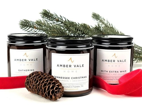 Amber Vale Candles