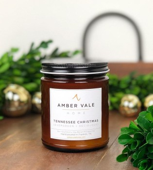 Amber Vale - Tennessee Christmas