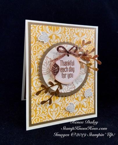 Renee - Thankful Card