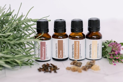 Simply Earth Oils