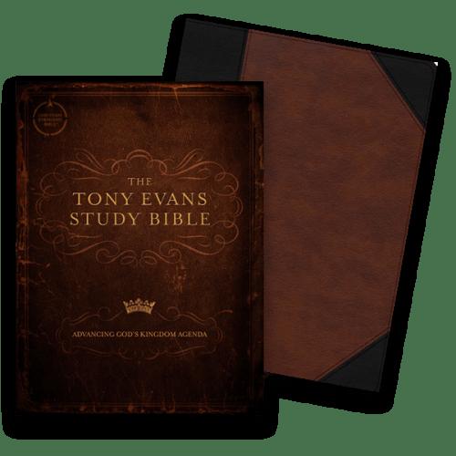 Tony Evans Study Bible