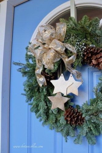 Christmas Wreath Tips