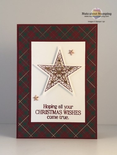 So Many Wishes Christmas Card