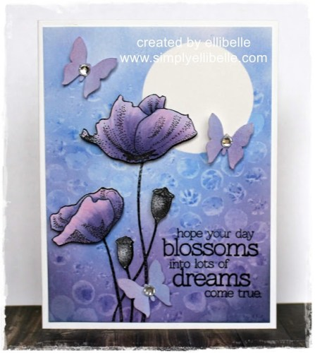 Blossoms Card