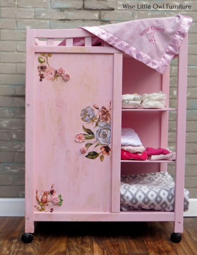 Pink Nursery Furniture
