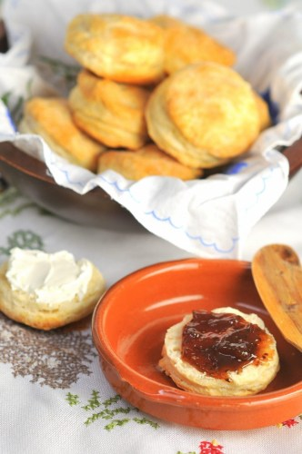 3 - Buttery Scones
