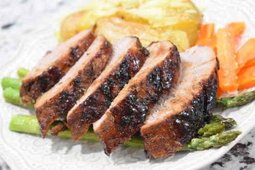3 - Honey Ginger Pork Loin