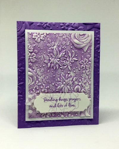 3 - Lots Of Love Card