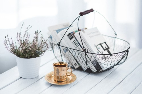 4 - Basket With Books