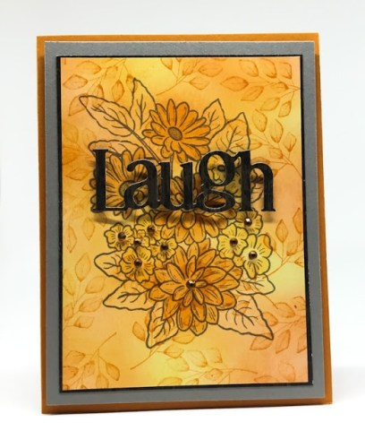 Laugh Card