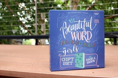 Beautiful Word Bible - Exterior Packaging