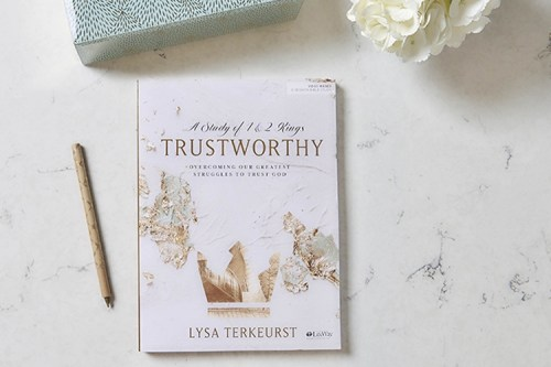 Trustworthy - Lysa Terkeurst