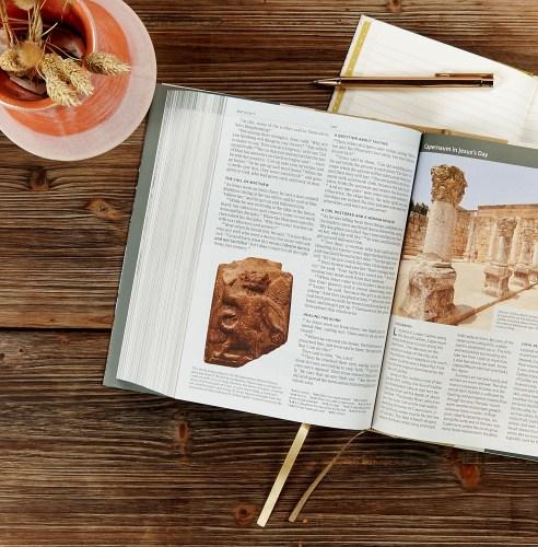 Holy Land Illustrated Bible 5