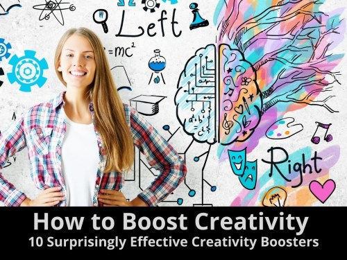 How To Boost Creativity