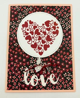 Loving Hearts Card