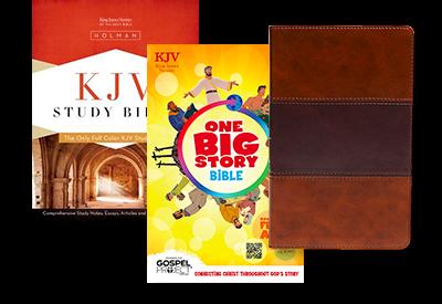 KJV Bible Giveaway