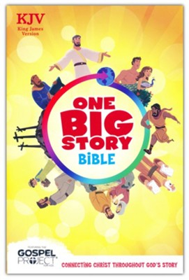 One Big Story Bible KJV