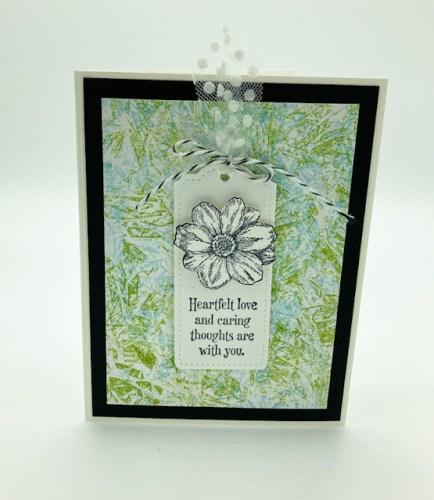 Quiet Meadow Card