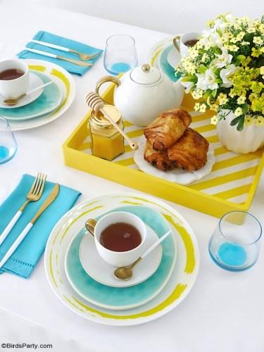 Summer Tablescape & Decor Ideas