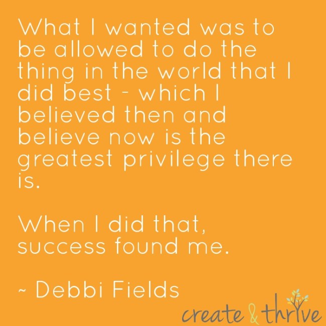 Debbi Fields