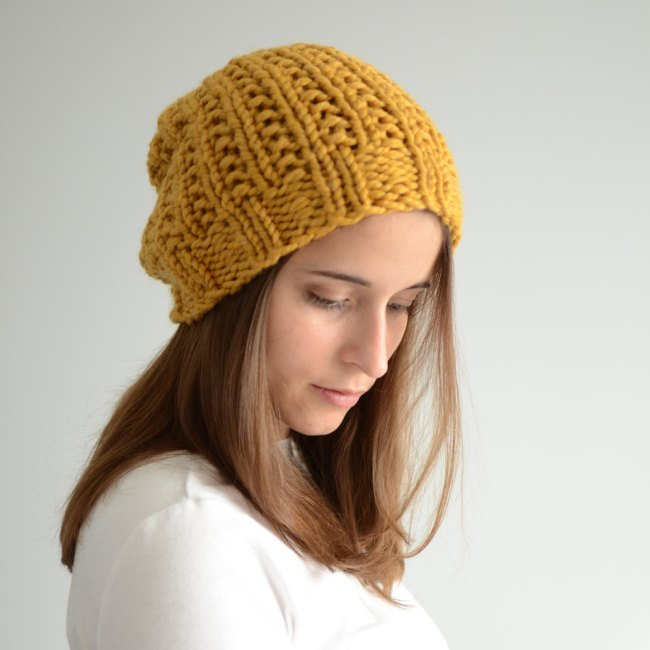 toil and trouble knit cap