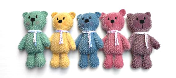 Bears Group Etsy PS1