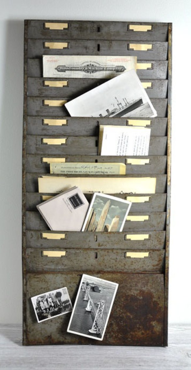 createandthrive - bookkeeping basics - wall file - havenvintage etsy