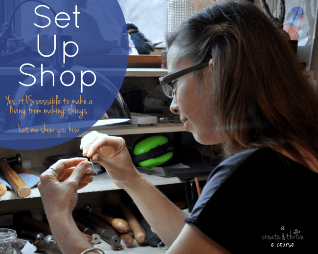 Set Up Shop - Take your shop from go to whoa - 2014 5