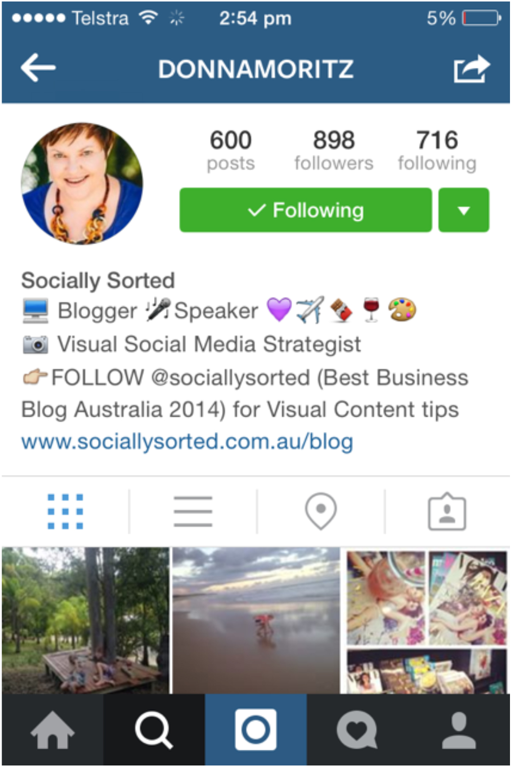 How to Write a Killer Instagram Bio: to Stand out Above the Crowd