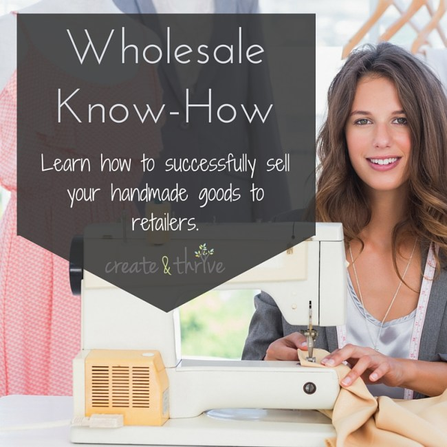 Wholesale Know-How Handmade Business Ecourse