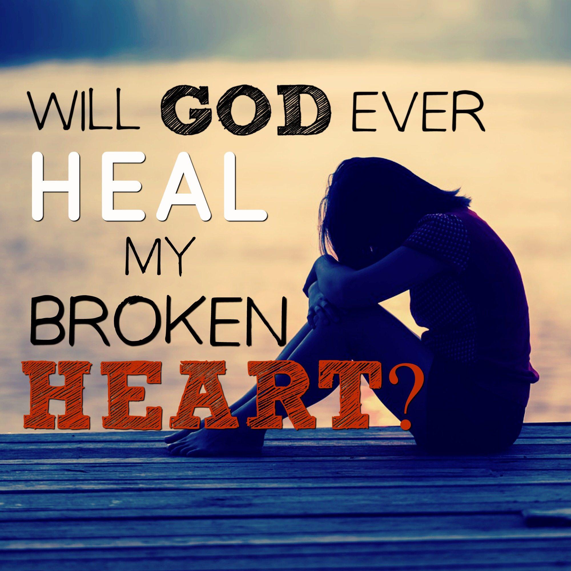 Changes that brings a broken heart