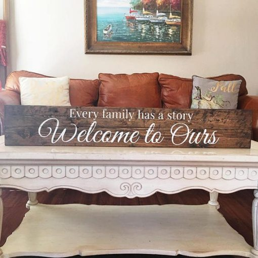 Every Family Has A Story, Welcome To Ours | Love + Marriage